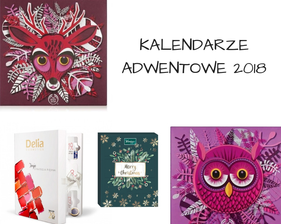 Kalendarze Adwentowe 2018 Gdzie Kupic Annapoint